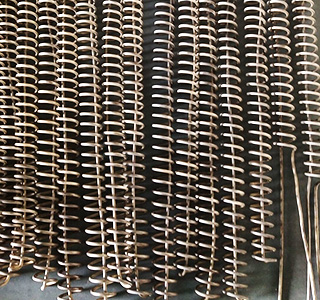 spiral heating wire